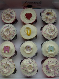 Mother's Day Cupcakes Birmingham